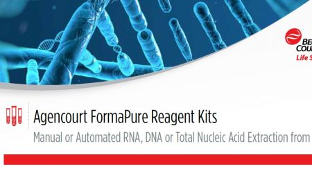 FormaPure Reagent Kits DatasheetManual or Automated RNA, DNA or Total Nucleic Acid Extraction from FFPE