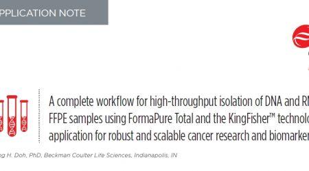 KingFisher FormaPure AppNote